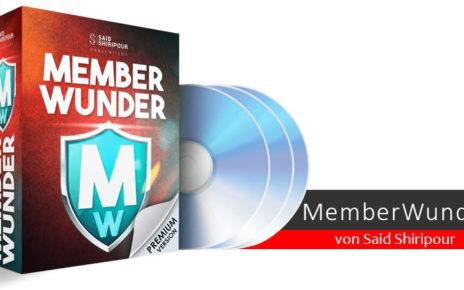 MemberWunder von Said Shiripour