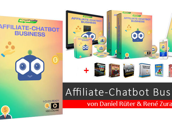 Affiliate Chatbot Business